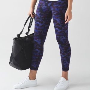 Lululemon Hi-Rise Wunder Under